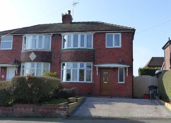 Thumbnail 3 bedroom semi-detached house for sale in Darwin Street, Northwich, Cheshire