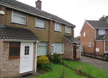 Thumbnail 3 bedroom property to rent in Witla Court Road, Rumney, Cardiff
