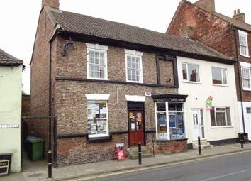 Thumbnail Retail premises for sale in Goole, East Yorkshire