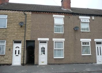 Thumbnail 2 bed terraced house to rent in Stafford Street, Burton-On-Trent