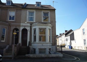 Thumbnail 4 bed end terrace house for sale in Darnley Street, Gravesend