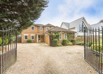 Thumbnail 5 bedroom detached house to rent in Blackpond Lane, Farnham Royal, Slough