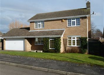 Thumbnail 4 bed property to rent in Millfield Crescent, Caythorpe, Grantham, Lincs