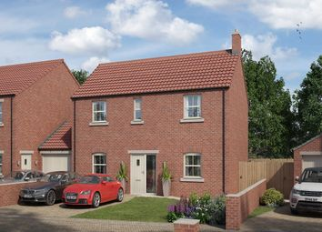 Thumbnail 3 bedroom detached house for sale in Pickhill, Thirsk
