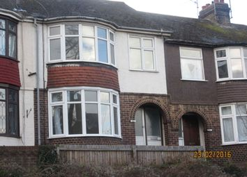Thumbnail 3 bed terraced house to rent in Maidstone Road, Rochester, Kent