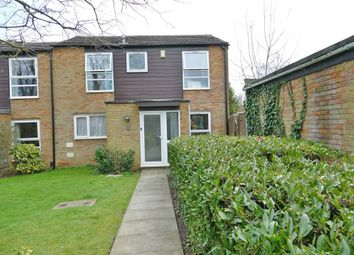 Thumbnail 4 bed end terrace house for sale in Capelands, New Ash Green, Longfield