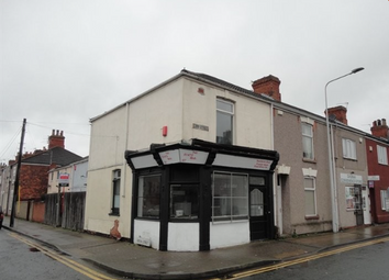 Thumbnail 2 bedroom flat for sale in Lord Street, Grimsby Lincolnshire