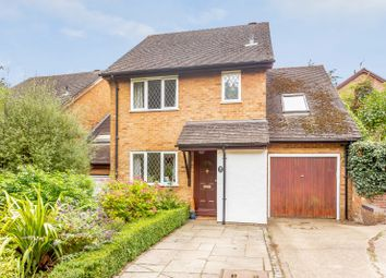Thumbnail 4 bed detached house for sale in Robin Hill, Godalming
