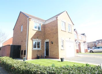 Thumbnail 3 bed detached house for sale in Everley Close, Bicton Heath, Shrewsbury