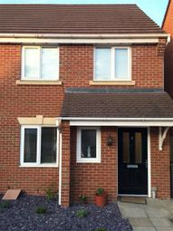 Thumbnail 2 bed semi-detached house to rent in Bannock Street, Weston Coyney, Stoke-On-Trent
