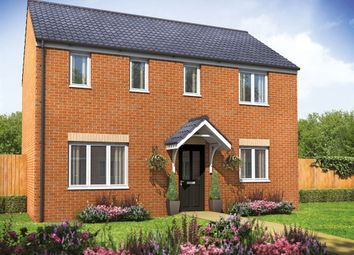 """Thumbnail 3 bed detached house for sale in """"The Clayton"""" at Norwich Common, Wymondham"""