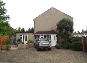 Thumbnail 2 bed end terrace house for sale in Cecil Road, Waltham Cross, Cheshunt, Hertfordshire