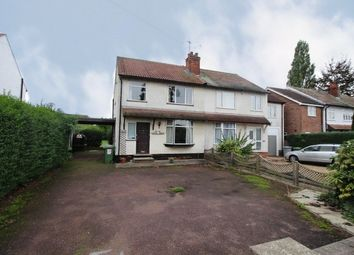 Thumbnail 3 bedroom semi-detached house for sale in Station Road, Fiskerton, Southwell, Nottinghamshire