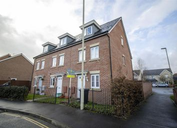 Thumbnail 4 bed town house to rent in Woodvale Kingsway, Quedgeley, Gloucester