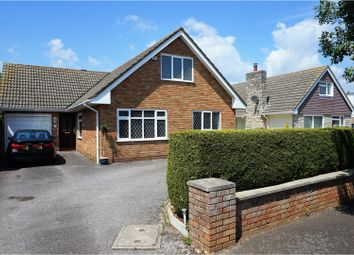 Thumbnail 4 bed detached bungalow for sale in Selfridge Avenue, Bournemouth