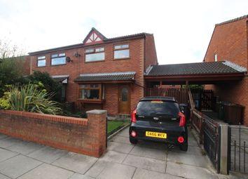 Thumbnail 3 bed semi-detached house for sale in York Street, Liverpool
