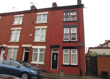 Thumbnail 4 bed end terrace house for sale in Goodall Street, Liverpool