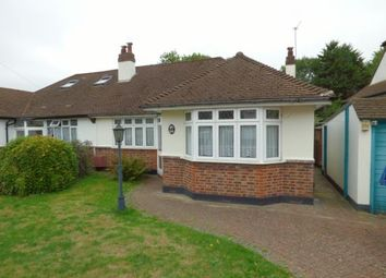 Thumbnail 2 bed bungalow for sale in Devonshire Way, Shirley, Croydon, Surrey
