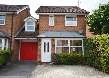 Thumbnail 3 bedroom link-detached house for sale in Thurne View, Didcot