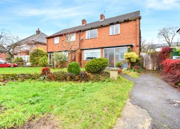 Thumbnail 3 bed semi-detached house for sale in Woodlands Close, Swanley, Kent