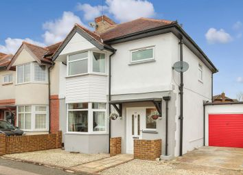Thumbnail 3 bed semi-detached house for sale in Diceland Road, Banstead