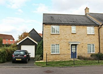 Thumbnail 4 bedroom semi-detached house to rent in Merle Way, Lower Cambourne, Cambourne, Cambridge