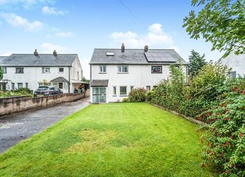 Thumbnail 3 bed semi-detached house for sale in Hadrians Avenue, Anthorn, Wigton, Cumbria