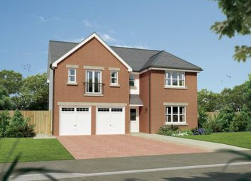 """Thumbnail 5 bedroom detached house for sale in """"Kingsmoor"""" at Hunter Street, Auchterarder"""