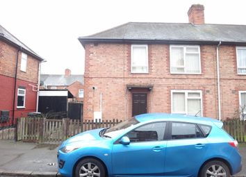 Thumbnail 2 bed semi-detached house for sale in Weymouth Street, Off Catherine Street, Leicester