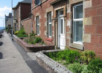 Thumbnail 1 bed flat to rent in Union Street, Largs, North Ayrshire
