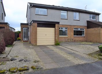 Thumbnail 3 bed semi-detached house for sale in Milton Row, Dunipace