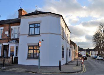 Thumbnail 1 bed flat to rent in Dunton Street, Wigston