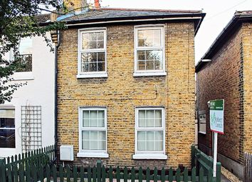 Thumbnail 2 bed end terrace house for sale in Couthurst Road, Blackheath, London.