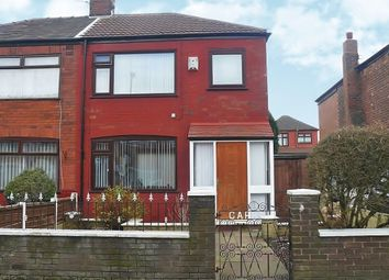 Thumbnail 3 bedroom semi-detached house for sale in Homebury Drive, Manchester