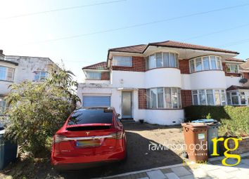 Thumbnail 4 bed semi-detached house for sale in Beverley Gardens, Stanmore