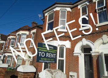 Thumbnail 5 bed semi-detached house to rent in Wilton Avenue, Polygon, Southampton