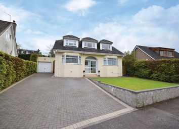 Thumbnail 4 bed detached bungalow for sale in Picketlaw Drive, Carmunnock, Glasgow