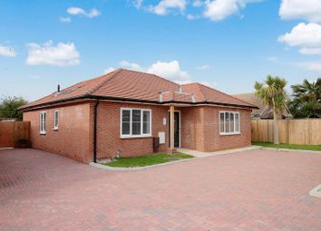Thumbnail 3 bed detached bungalow for sale in Fareham Park Road, Fareham