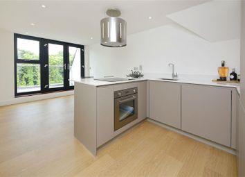 Thumbnail 2 bedroom flat to rent in Brook Court, Watling Street, Radlett