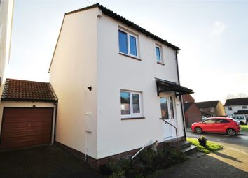 Thumbnail 3 bedroom link-detached house for sale in Weirside Way, Barnstaple, Devon
