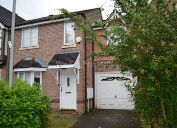 Thumbnail 3 bed detached house to rent in Chervil Close, Fallowfield, Manchester
