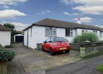 Thumbnail 3 bed semi-detached bungalow for sale in Avenue Road, Belmont, Sutton, Surrey
