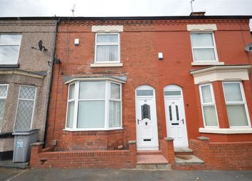 Thumbnail 2 bed terraced house for sale in Ashley Street, Rock Ferry, Merseyside