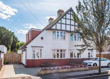 3 bed semi-detached house for sale in Cloisters Avenue, Bromley, Kent BR2