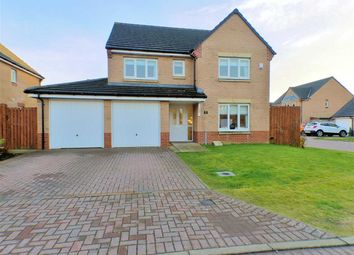 Thumbnail 4 bedroom detached house for sale in Wentworth Gardens, East Kilbride, Glasgow
