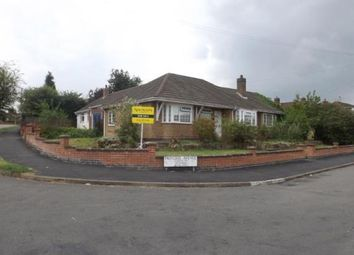Thumbnail 3 bedroom bungalow for sale in Princess Avenue, Oadby, Leicester, Leicestershire