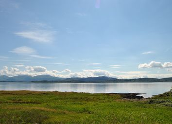 Thumbnail Land for sale in Achnacroish, Isle Of Lismore