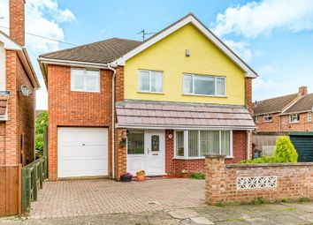 Thumbnail 4 bed detached house for sale in Nelson Road, Lodge Park, Corby
