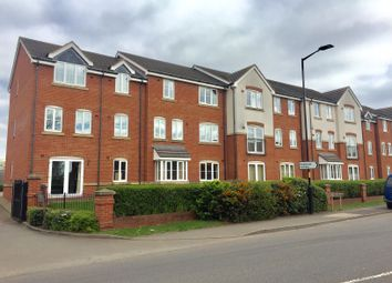 Thumbnail 2 bed flat for sale in Brickyard Road, Aldridge, Walsall
