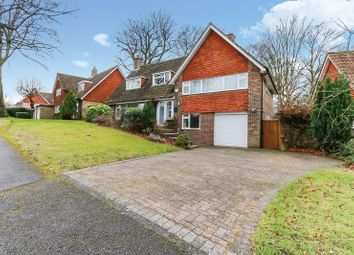 Thumbnail 4 bed property to rent in The Ridings, Epsom